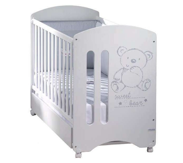 ������� �������� Micuna Sweet Bear 120�60