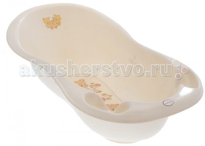 Tega Baby Ванночка для купания Мишка 102 см