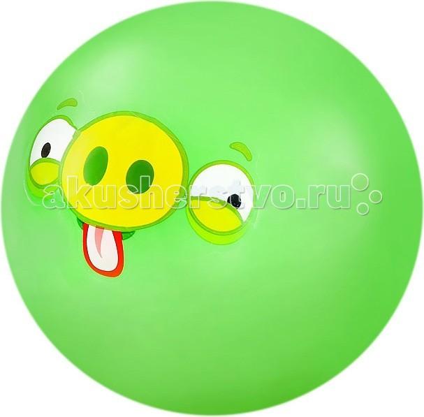 1 Toy Angry Birds мяч 15 смAngry Birds мяч 15 см1 Toy Angry Birds мяч 15 см станет любимой игрушкой малыша!  С мячом можно проводить активные игры на улице, дома, в детском саду, в игровой комнате и даже брать со собой в бассейн или на море. Он отлично подходит для проведения спортивных или сюжетно-ролевых игр.   Мяч изготовлен из прочного и практичного материала, легко моется.<br>