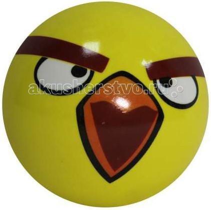 1 Toy Angry Birds мяч 23 смAngry Birds мяч 23 см1 Toy Angry Birds мяч 23 см станет любимой игрушкой малыша!  С мячом можно проводить активные игры на улице, дома, в детском саду, в игровой комнате и даже брать со собой в бассейн или на море. Он отлично подходит для проведения спортивных или сюжетно-ролевых игр.   Мяч изготовлен из прочного и практичного материала, легко моется.<br>