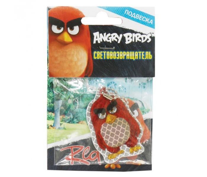 1 Toy Angry Birds Пешеходный светоотражатель