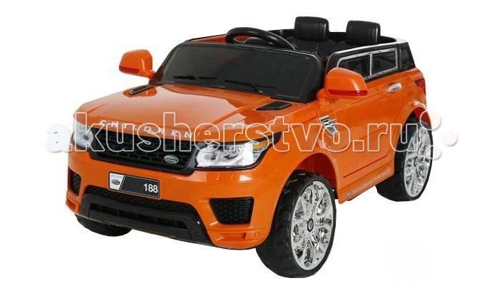 Электромобиль 1 Toy Лэнд Ровер