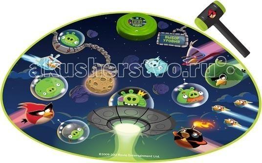 Игровой коврик 1 Toy Музыкальный Angry Birds