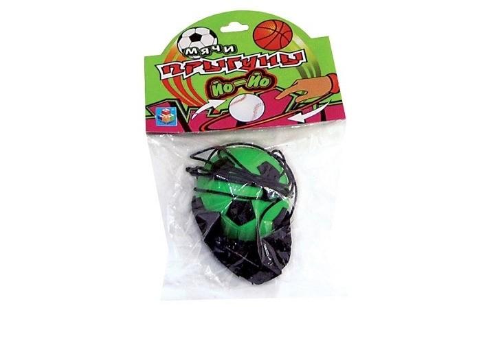 Развивающая игрушка 1 Toy Мяч-прыгун Йо-Йо 5.5 см
