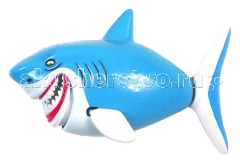 1 Toy Заводная игрушка для ванны Буль-Буль 16 см