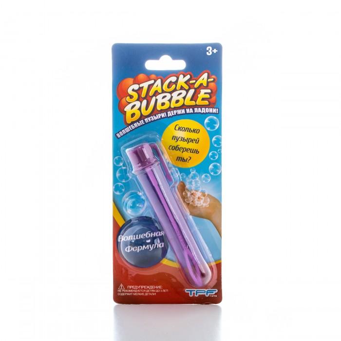 Stack-A-Bubble Застывающие мыльные пузыри мини 22 мл