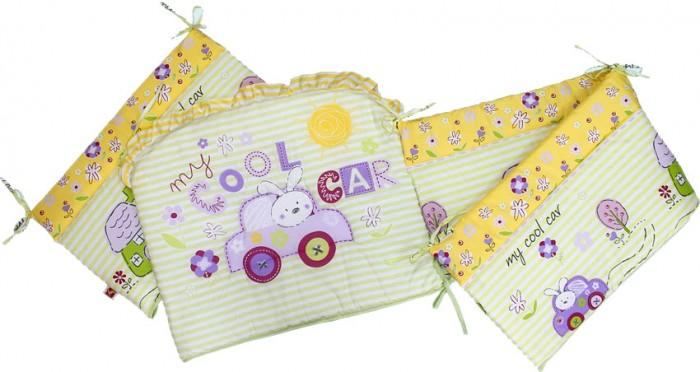 Бампер для кроватки Золотой Гусь Cool Car