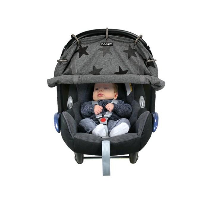 Xplorys Защитная накидка на коляску и автокресло Dooky Design