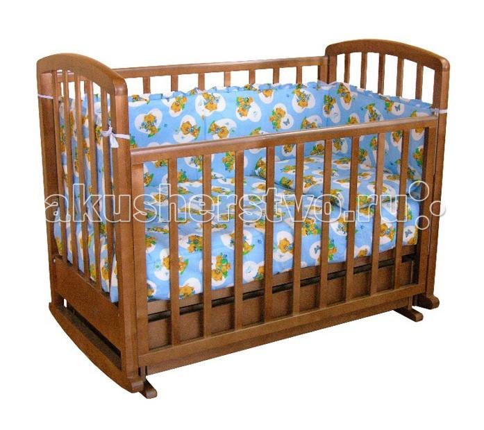 Детская кроватка Фея 611 (поперечный маятник)