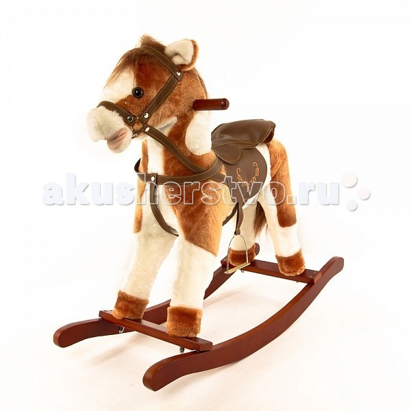 Качалка Jolly Ride Конь JR612/613/614