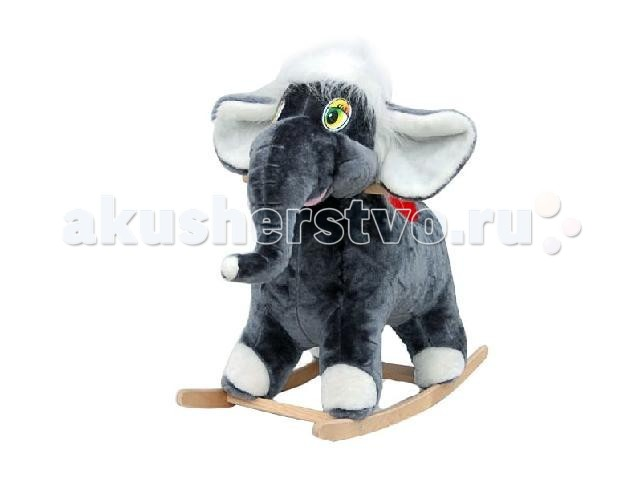 Качалка Тутси мягкая Слон