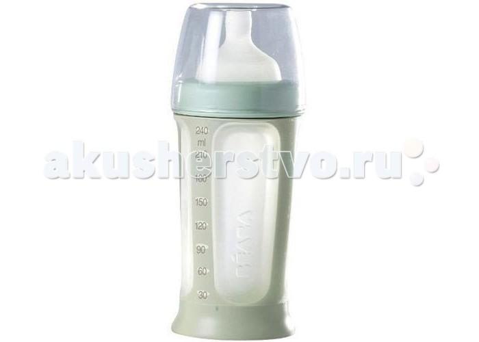 Бутылочка Beaba Набор Biboz 3 шт., 210 мл