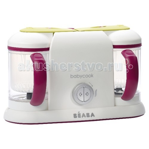Beaba Блендер-пароварка Babycook Duo от Акушерство