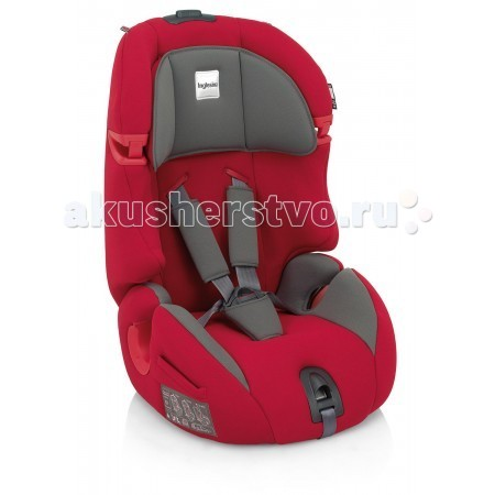 Автокресло Inglesina Prime MigliaPrime MigliaОтвечающее всем требованиям безапасности, автомобильное кресло Mille Miglia (Prime Miglia) от Inglesina (Инглезина) подходит для детей от9 месяцевдо 12 лет, группа 1/2/3 (9-36 кг). - мягкий, обьемный подголовник - внутренние 5-точные ремни безопасности, регулируемые по росту ребенка - удобные подлокотики поддержтвают тело ребенка, обеспечивая комфорт - широкое сиденье и комфортная обивка - два регулятора натяжения ремней - силовой каркас из ударо-прочного пластика - спинка кресла регулируется по высоте, а при необходимости полностью снимается, превращая кресло в сиденье группы 3 (22-36 кг) - устанавливается по ходу движения автомобиля - кресло снабжено специальной выдвижной площадкой для изменения наклона - сменный чехол можно стирать при 30 градусах<br>