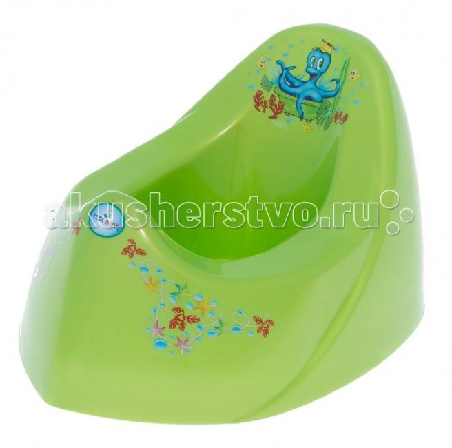 Горшок Tega Baby Осьминог музыкальныйОсьминог музыкальныйДетский горшок сделанный из пластмассы высокого качества Обладает красочным дизайном и красивыми рисунками Благодаря специальной анатомической фигуре и широкому сиденью, ваш ребёнок будет чувствовать себя удобно.<br>