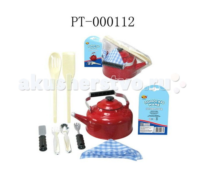 ABtoys Помогаю Маме Посуда для кухни 8 предметовПомогаю Маме Посуда для кухни 8 предметовABtoys Помогаю Маме Посуда для кухни 8 предметов отличный способ научить девочку с самого малолетства быть хозяйкой в доме.   Посуда для кухни красная содержит 8 предметов домашнего обихода, поможет ребенку в игровой форме освоить все дальнейшие навыки.<br>