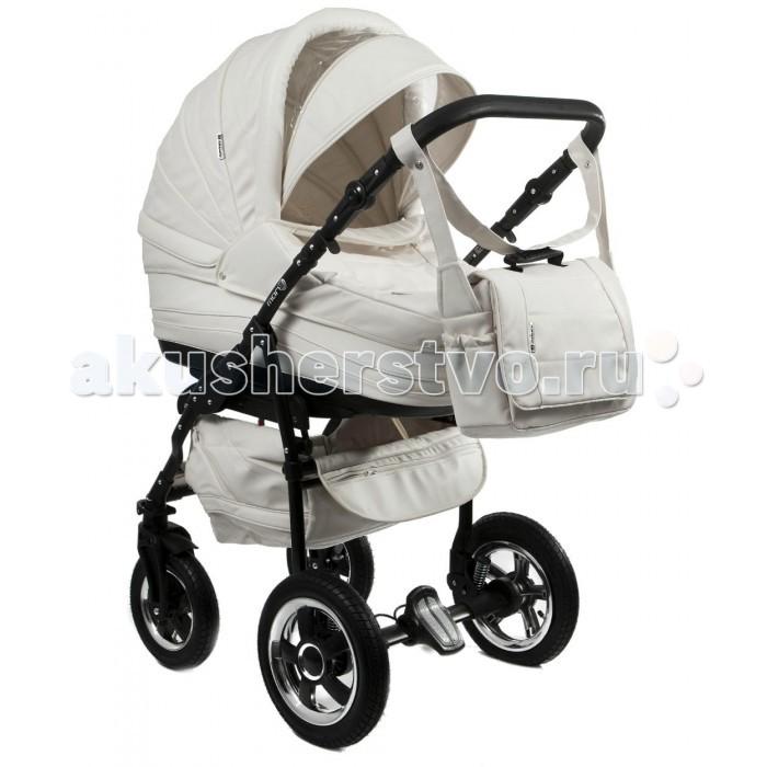 Коляска Adamex Mars Ecco-Кожа 2 в 1Mars Ecco-Кожа 2 в 1Коляска Adamex Mars Ecco-Кожа 2 в 1 - это вариант коляски необходимой родителям, которые желают купить по-настоящему современную и качественную коляску по приемлемой цене. Модель коляски сочетает в себе дизайнерский внешний вид и уникальную функциональность. И при необходимости легко транспортируется на машине. Обладает маневренностью и обеспечивает удобство движения даже по неровной местности и при любой погоде.  Прогулочный блок: Регулируемая в нескольких положения спинка Пятиточечные удобные ремни безопасности Удобная подножка регулируется Съёмные чехлы для стирки Монтируется в двух направлениях Спинка трансформируется в 4-х положениях Съемный бампер Окошко на капюшоне с москитной сеткой для дополнительной вентиляции  Люлька: С функцией качалки Жесткое дно Прозрачное окошечко и специальная система вентиляции Регулируемый подголовник Ручка для удобства перемещения; Бесшумно складывающийся просторный капюшон Крепится в двух направлениях Матрасик люльки и обивка изготовлены из натуральных материалов  Шасси: Быстро и компактно складывается Регулируемая в нескольких положениях ручка Вместительная корзина Передние поворотные колёса с функцией фиксации  В комплекте: прогулочный блок с накидкой люлька с чехлом вместительная корзинка для покупок мамина сумка дождевик  Размеры: В разложенном виде: 97 Х 59 Х 118 см В сложенном виде: 98 Х 59 Х 30 см Сидение: 84 Х 34 см Вес: 15 кг<br>