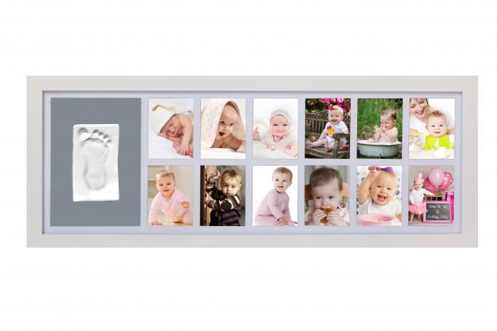 Adora Рамка для детского отпечатка 12 месяцев