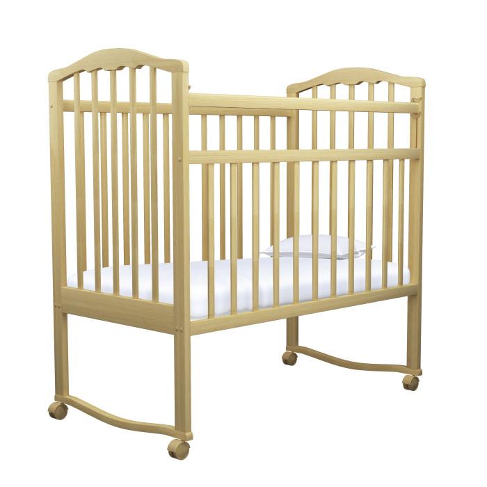 Детская кроватка Агат Золушка-1 качалкаЗолушка-1 качалкаДетская кроватка Агат Золушка-1 качалка изготовлена из массива березы, покрыта нетоксичными и безвредными для здоровья детей лаками.   Опускаемая боковина. В последствии ее можно снять и кроватка превратится в уютный диванчик.  2 уровня ложа по высоте.  Механизм качания: колыбельный.  Колесики.  Внутренние размеры под матрас: 120 х 60 см  Внешние размеры: 127 х 66 см  Размеры: 67 x 107 x 127 см<br>