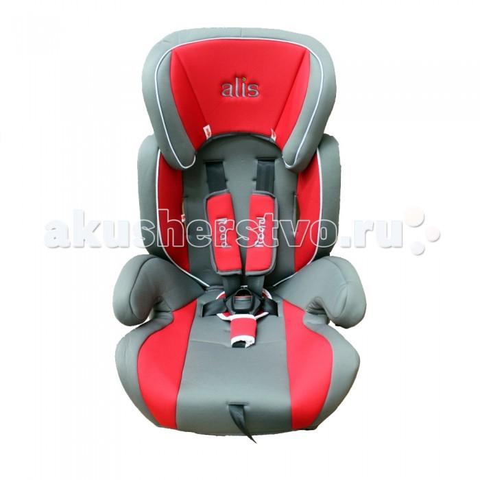 Автокресло Alis RoadRoadAlis Road - автокресло объединенной возрастной группы 1-2-3 для детей от 1 до 10-12 лет, от 9 до 36 кг веса.   Отличительным свойством автокресла является его универсальность: по мере роста ребенка, кресло легко трансформируется в бустер.   Автокресло устанавливается с помощью штатных ремней автомобиля лицом по ходу движения.   Особенности: Для детей от 9 до 36 кг 5-точечный ремень безопасности Ремни регулируются в 2-х положениях по высоте<br>
