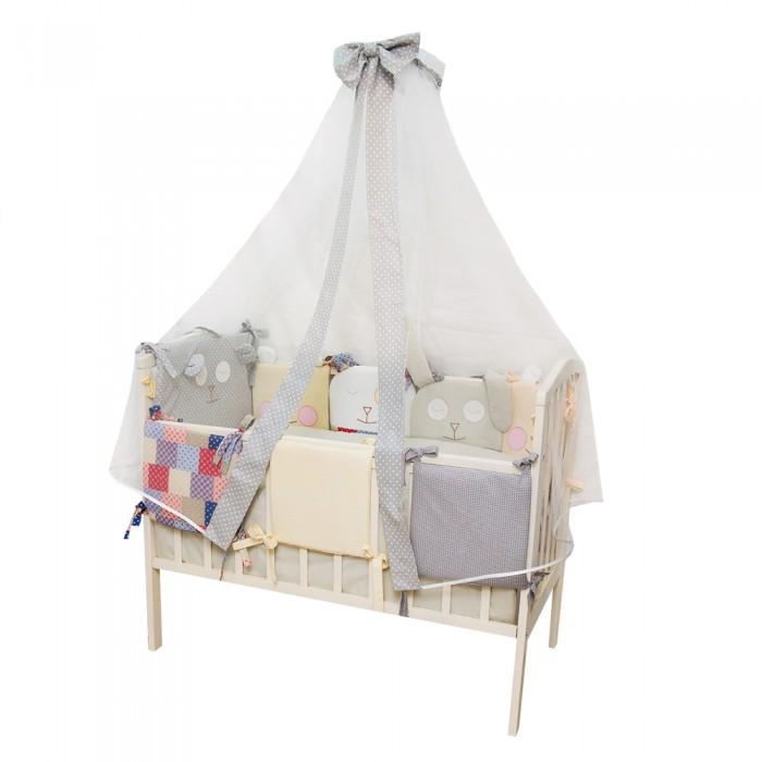 Комплект в кроватку Alis Степашка (7 предметов)