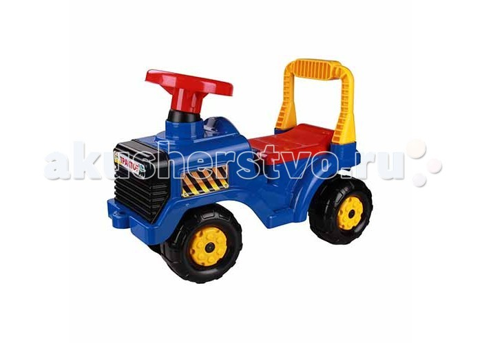 Каталка Альтернатива (Башпласт) Трактор