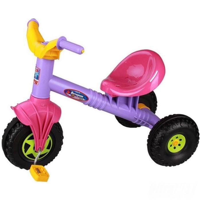 Велосипед трехколесный Альтернатива (Башпласт) Ветерок