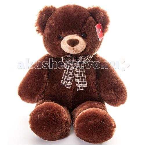 Мягкая игрушка Aurora Медведь с бантом 69 см