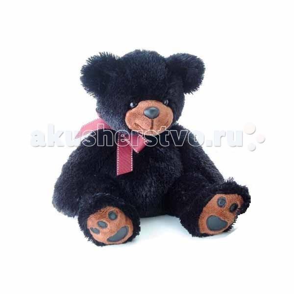 Мягкая игрушка Aurora Медведь 70 смМедведь 70 смМягкая игрушка Aurora Медведь 70 см  Игрушка изготовлена из экологически чистых материалов: высококачественного плюшa и гипoaллepгeнного cинтепoна.   Не выцветает и не деформируется при стирке.  Длина игрушки: 70 см<br>