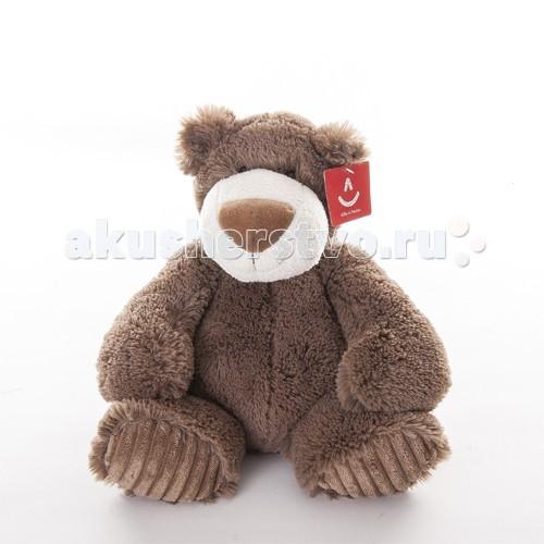 Мягкая игрушка Aurora Медведь 38 см 120-02/120-05