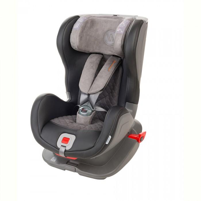 Автокресло Avionaut Glider Royal IsofixGlider Royal IsofixАвтокресло Avionaut Glider Royal Isofix 9-25 кг -защищает ребенка за счет крепкой конструкции. Оно будет стильным элементом автомобиля. Пятиточечные ремни безопасности позволят зафиксировать ребенка и защитить его при дорожных происшествиях.   Чехлы съемные и легко стирающиеся, а вкладыш в кресле может заменяться, меняя цвет кресла. EPP подголовник - подголовник из вспененного полипропилена помогает шеи вашего ребенка комфортно отдохнуть. Карман в спинке кресла позволяет сохранить инструкции всегда под рукой.  5-ти точечная система ремней безопасности. Усиленные боковины для большей безопасности. Регулируемый угол наклона сиденья. Аварийные натяжители ремней безопасности Регулируемая высота подголовника. Легко крепится в салоне автомобиля. Съемные вкладыши. Съемные чехлы на сиденье. Isofix. EPP подголовник - подголовник из вспененного полипропилена Карман в спинке кресла Группа: 1-2 (9-25 кг).  Вид крепления: штатным ремнем автомобиля или Isofix. Способ установки: на задним сиденье лицом по ходу движения. Размер: 66x44x53 см. Вес: 8.15 кг.<br>