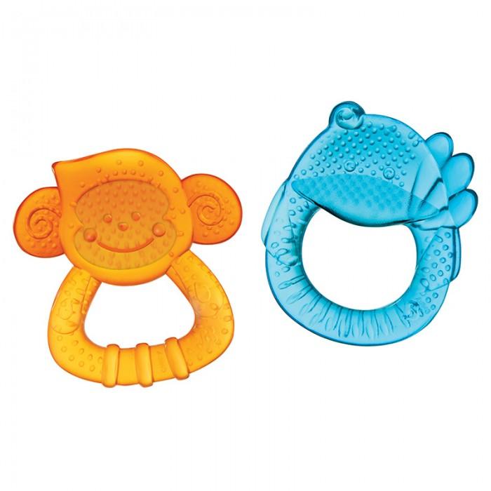 Прорезыватель B kids Набор 2 шт. в набореНабор 2 шт. в набореB kids Набор прорезывателей 2 шт. в наборе 00481  Набор прорезывателей Приятели предназначен для детей, у которых начали резаться зубки.<br>