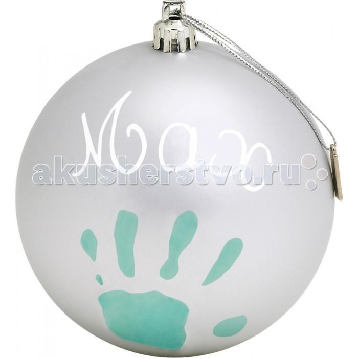 Baby Art Новогодний шар с отпечатком от Акушерство