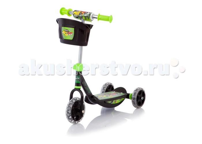 Самокат Baby Care Scooter 3 Wheel CMC 008