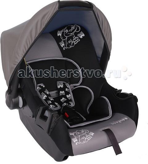 Автокресло Baby Care BC-322 Люкс СлоникBC-322 Люкс СлоникДетское автомобильное кресло «Baby Care BC-322 Люкс Слоник» предназначено для детей от рождения до 1.5 лет весом до 13 кг.   Автокресло имеет удобную ручку для переноски, съемный капюшон для защиты ребенка от солнца, анатомическую подушку и мягкий вкладыш для максимального удобства малыша. Внутренние трехточечные ремни регулируются по высоте в зависимости от роста ребенка. Съемный чехол изготовлен из нетоксичного гипоаллергенного материала, который безопасен для малыша.   Детское автомобильное кресло «Baby Care BC-322 Люкс Слоник» используется как автокресло, переноска, кресло-качалка, колыбель. В детском автомобильном кресле «Baby Care BC-322 Люкс Слоник» ваш малыш будет путешествовать в безопасности и с удовольствием!  Преимущества модели в области удобства:  • удобная ручка для переноски автокресла • анатомическая подушка удерживает голову ребенка в нужном положении • мягкий вкладыш и накладки внутренних ремней обеспечивают максимальный комфорт ребенка • регулировка внутренних ремней<br>
