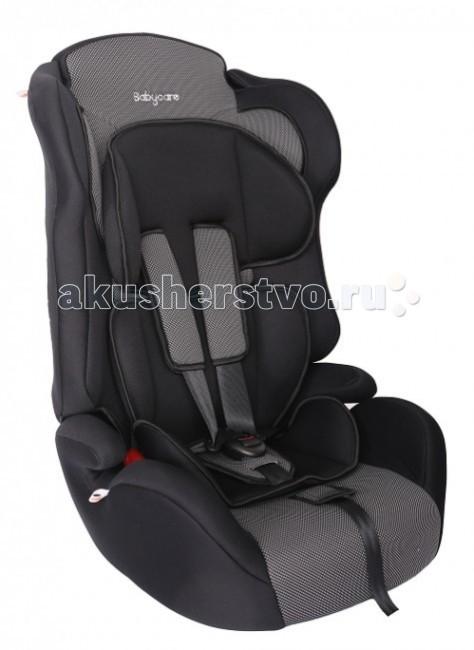 Автокресло Baby Care BC-513 Люкс Жирафик
