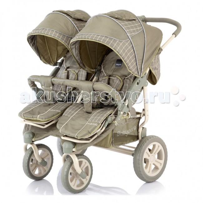 Baby Care Коляска для двойни Cruze Duo