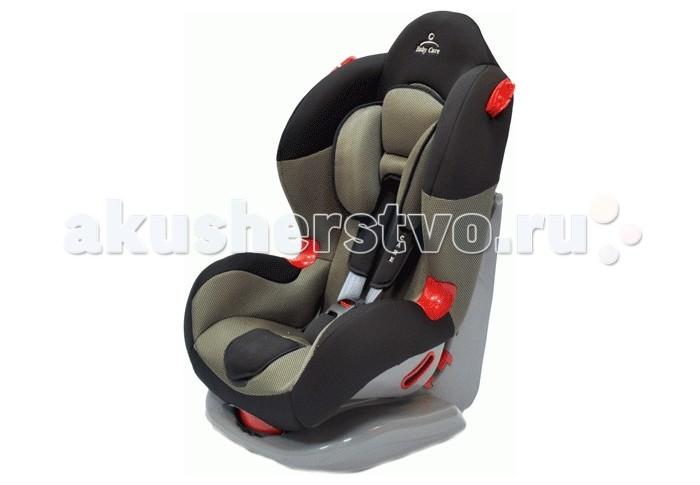 Автокресло Baby Care ESO Sport PremiumESO Sport PremiumАвтокресло Babycare ESO Sport Premium дает абсолютный комфорт и безопасность, благодаря мягкой обивке и усиленной защите от боковых ударов.   Группа 1-2 (9-25 кг) от 4-6 месяцев до 6 лет;  четыре положения наклона кресла, удобная регулировка одной рукой;  два вида обивки - под замшу и дышащая;  5-точечные ремни безопасности с металлическим замком, мягкие накладки на плечи;  специальные «дышащие», легко очищающиеся ткани (можно снять и постирать при температуре воды от 30 градусов);  увеличенная высота спинки для более рослых детей, регулируемая подушечка для самых маленьких;  можно пристегивать ребенка штатными ремнями автомобиля, когда он вырастет из штатных ремней (ремни кресла легко снимаются);  конструкция кресла обеспечивает более высокий уровень безопасности;  одобрено евро-стандартом ECE R44/03.<br>
