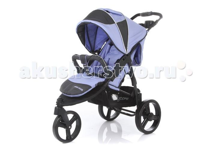 Прогулочная коляска Baby Care Jogger CruzeJogger CruzeКоляска Jogger Cruze - Интересный дизайн, глубокий капюшон, легка и удобна в управлении, легко управлять одной рукой, большие пластиковые колеса.  Основные характеристики:    легкая алюминиевая рама;   материал коляски с водоотталкивающей пропиткой;  капюшон раскладывается до бампера с дополнительным козырьком;  пластиковые колеса;  усовершенствованная проходимость и маневренность;  переднее поворотное колесо 20см с возможностью фиксации;  большие задние колеса 27см;  механическое раскладывание спинки до 170 градусов;  легко складывается книжкой и компактна в хранении;  5-точечные ремни безопасности;  вместительная корзина из сетчатого материала для детских вещичек или покупок;  столик для мамы с двумя подстаканниками;  регулируемая подножка;  съемный бампер с накладкой;  Максимально допустимый вес: 18 кг.  Размеры Диаметр задних колес: 27 см.  Диаметр переднего колеса: 20 см.  Ширина колесной базы: 53 см.  Длина спального места: 80 см.  Ширина сидения: 42 см.  Длина сидения: 40 см.  Высота ручки от пола: 105 см.  Вес: 9 кг.   В комплекте: поднос для родителей, солнцезащитный козырек, дождевик, накидка на ноги.<br>