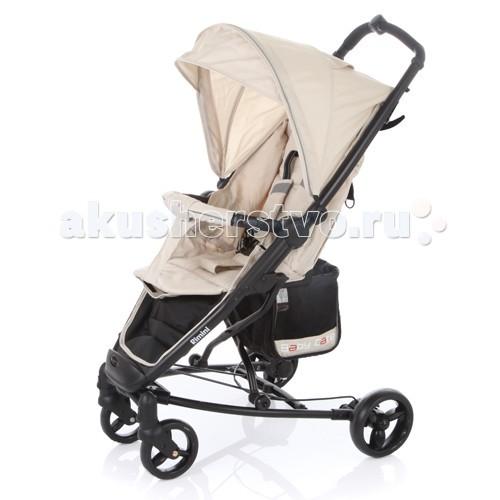 Прогулочная коляска Baby Care RiminiRiminiBaby Care Rimini – современная городская прогулочная коляска. Сконструированная на легкой алюминиевой раме, данная модель – отличный выбор для молодой семьи.  Большой капюшон со смотровым окошком снабжен дополнительным козырьком. Спинка может раскладываться почти до горизонтального положения. Вкупе с подножкой, крепящейся с помощью перемычки к бамперу, получаем просторное спальное место.   Rimini быстро и компактно складывается книжкой. Коляска не занимает много места и снабжена защитой от случайного раскладывания.  Особенности: легкая алюминиевая рама плавающие передние колеса с возможностью фиксации ножной барабанный тормоз на тросике регулируемая подножка 5-ти точеные ремни безопасности съемный бампер с мягкой обивкой коляска складывается в «книжку» одной рукой   Комплектация: Чехол на ноги   Характеристики: диаметр колес: передние – 15 см, задние — 17 см тип колес: одинарные механизм складывания: книжка ширина колесной базы: 59 см вес: 8.4 кг размер спального места: 73х30 см размер корзины: 20х20х25 см размеры в разложенном виде: 59х82х102 см размеры в сложенном виде: 32х75х44 см<br>