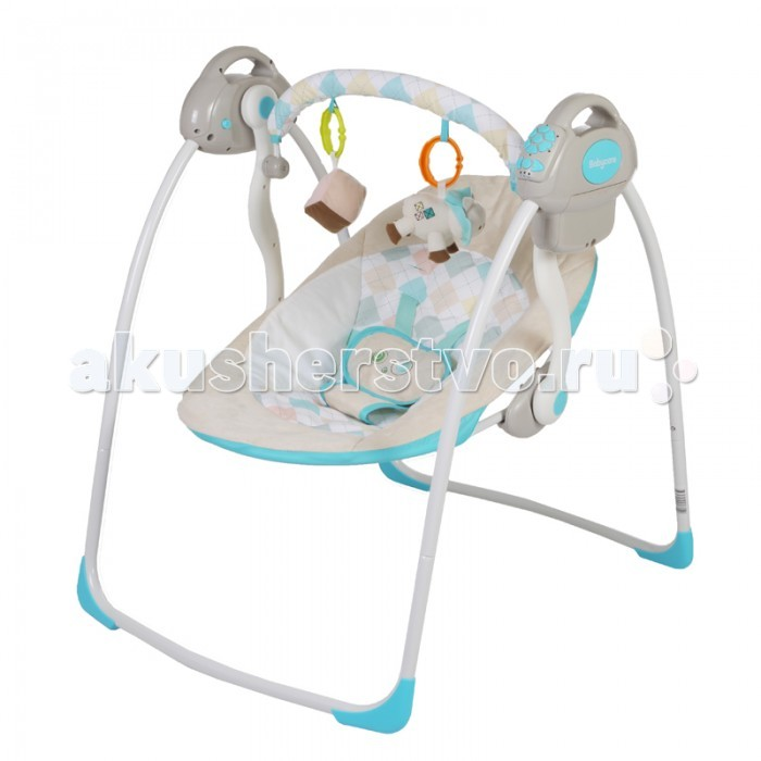 Качели электронные Baby Care Riva