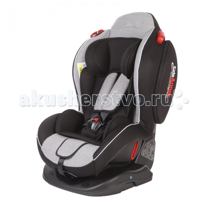 Автокресло Baby Care Side Armor EvolutionSide Armor EvolutionКонструкция автокресла разработана таким образом, что обеспечивает максимальный комфорт и непревзойденную защиту ребенка.  Автокресло имеет стильный дизайн, модные расцветки. Анатомическая форма сидения. Регулируемый подголовник, обеспечивает высокий уровень безопасности для ребенка. 5-точечные ремни безопасности с мягкими плечевыми накладками, регулируемыми по высоте в 4-х положениях. Фиксатор натяжения штатного ремня. Можно пристегивать ребенка штатными ремнями автомобиля (ремни кресла снимаются). 5 положений регулировки наклона спинки. Специальная дышащая, легко очищающаяся ткань, снимается для стирки.  Детское автокресло гарантированно осуществит защиту малыша от нестандартных дорожных ситуаций  Автокресло полностью отвечает европейским стандартам безопасности ECE R44/03  Габариты: 39х48х65 см  Вес: 6 кг.<br>
