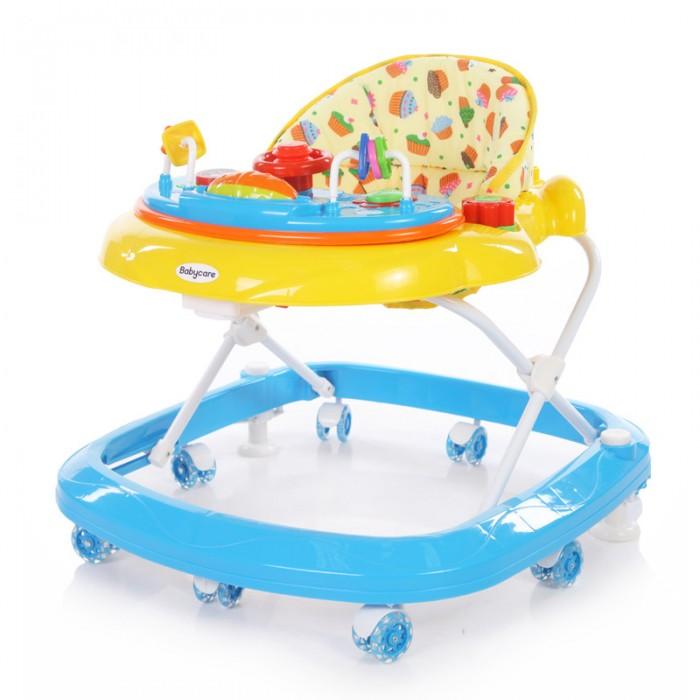 Ходунки Baby Care SonicSonicХодунки Baby Care Sonic  Ходунки имеют 8 силиконовых колес, 2 стоппера и мягкое сиденье  Обивка легко и полностью снимается, что очень упрощает стирку Ходунки имеют 3 положения по высоте Ходунки Baby Care Sonic имеют музыкально- игровую панель со световыми эффектами Рекомендовано для детей от 6 месяцев до 11.5 кг  Особенности: 8 силиконовых колёс 2 стоппера мягкое сиденье  музыкально-игровая панель со световыми эффектами 3 положения по высоте полностью съемная обивка (для удобства стирки)  Характеристики: Вес ходунка: 4 кг Размер ходунка в разложенном состоянии: 64 х 60 х 58 см Размер ходунка в сложенном состоянии: 64 х 60 х 18 см<br>