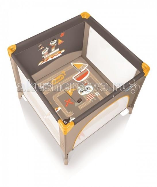 Манеж Baby Design JoyJoyДетский манеж Baby Design Joy выполнен в современном стиле, компактен в сложенном виде. Отсутствуют острые углы, ткань приятная на ощупь.  Компактный и яркий манеж - идеальное и безопасное место для веселья и получения новых навыков!  Небольшой размер манежа в разложенном виде - это идеальный вариант для небольших помещений и уютное местечко для пребывания малыша.  Простая система сложения и разложения манежа Безопасный, удобный механизм с фиксатором Большой лаз для малыша Веселая цветная расцветка В комплекте сумка для манежа   Размеры в разложенном виде 100х100х76 см Вес 10 кг<br>