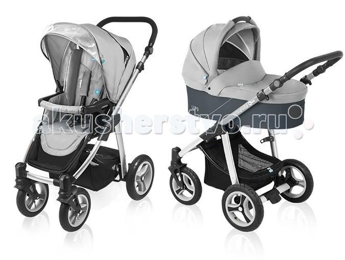 Коляска Baby Design Lupo 2 в 1Lupo 2 в 1Коляска Baby Design Lupo New 2 в 1 - универсальная коляска от польских производителей пользуется популярностью у мам, которые много гуляют с ребенком и ценят легкость хода и отличную проходимость при любой погоде. Коляска Lupo 2 в 1 имеет - мягкую подвеску и плавных ход, комфортную  просторную люльку.Коляска предназначена для детей от рождения до 3 лет.  При помощи нажатия всего двух кнопок вы сможете без труда сложить раму. Установка модулей, а именно люльки и прогулочного блока на шасси также очень удобно в использовании - одной рукой вы держите люльку за ручку-переноску на капюшоне, а другой рукой просто нажимаете на кнопку на дне люльки. Также коляска имеет большой выбор пастельных тонов, которые приятны и не раздражют глаз.  Особенности: Все колеса надувные, мягкая амортизация Вентилируемая люлька с регулируемым наклоном спинки и удобной системой крепления на раме Сиденье прогулочной версии может быть установлено как по ходу, так и против движения Регулируемый наклон спинки до горизонтального положения и регулируемая подножка Возможность установки на раму автокресла Dumbo Baby Design, Neo Espiro, Baby Design Leo<br>
