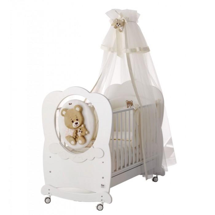 Детская кроватка Baby Expert Abbracci by Trudi (качалка)