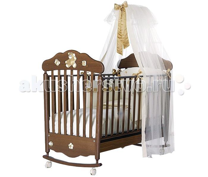 Детская кроватка Baby Expert Bijoux