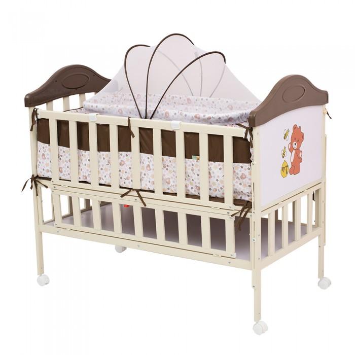 Детская кроватка BabyHit Sleppy Extend