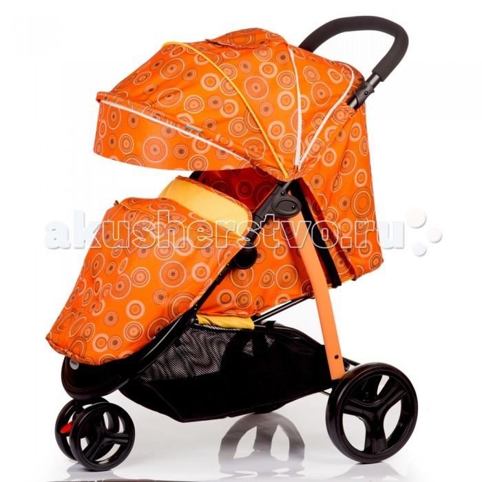 Прогулочная коляска Baby Hit Trinity