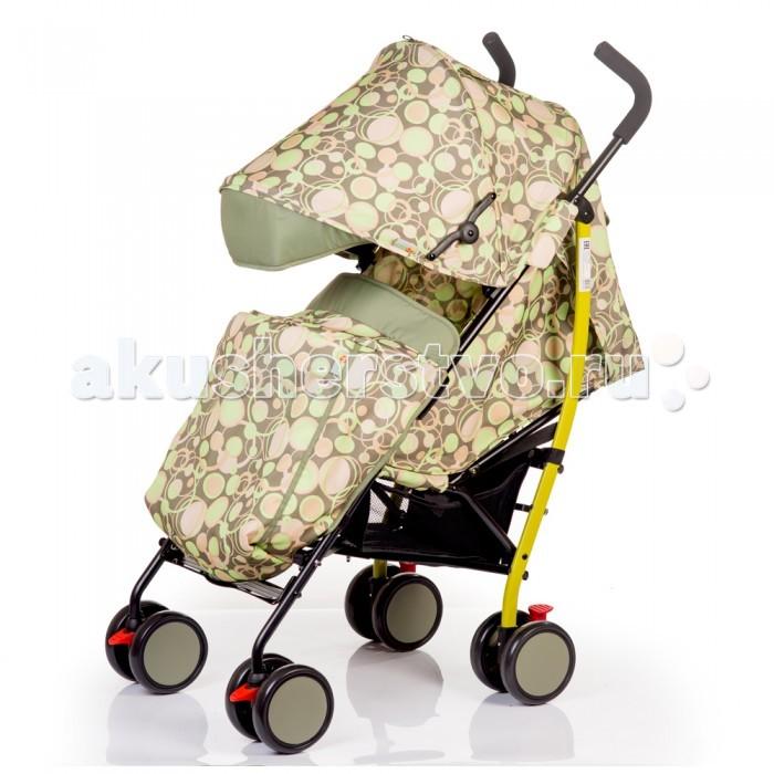 Коляска-трость Baby Hit WonderWonderСдвоенные передние поворотные колеса коляски имеет фиксацию в положении «прямо», что непременно упростит использование коляски на неровном дорожном покрытии с ухабами или мелким щебнем. Для дополнительного комфорта ребенка и мамы, коляска укомплектована системой амортизации на всех колесах.  Безопасность и удобство использования коляски обеспечивают: тормозные механизмы на задних колесах, удерживающие 5-ти точечные ремни с плечевыми накладками, съемный поручень перед ребенком и паховый ремень.  Конструкция механизма регулировки наклона спинки позволяет изменять положение одной рукой и выбирать наиболее комфортное положение для прогулки и сна. Наличие накидки на ножки и возможности низко опустить большой капюшон позволяет максимально оградить ребенка от капризов погоды.   Особенности: Капюшон «батискаф» Съемный поручень с паховым ремнём Регулируемый наклон спинки до положения лежа (регулировка одной рукой) Регулируемая подножка Поворотные передние колеса с фиксацией в положении «прямо» Система амортизации на всех колесах Багажная корзина  В комплекте: полог, москитная сетка.   Вес: 7.2 кг Диаметр колес 15.2 см Высота до ручек - 108 см. Размер спального места (с поднятой подножкой) - 33 х 79 см Размер сидения без подножки - 33 х 21 см. Размер спинки - 33 х 43 см.<br>